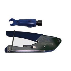 Crimpwerkzeugset passend für BNC-HDH-CCTV inkl. Stecker