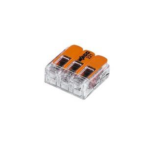 Verbindungsklemme Kompakt 3-polig