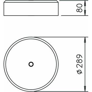 F-FIX-S10, Standfuß für FangFix 10kg, BET