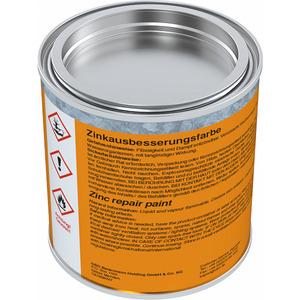 ZABF, Zinkausbesserungsfarbe 500 ml