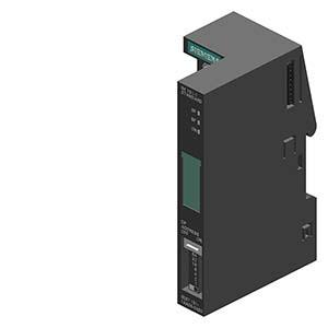 6ES7151-1AA06-0AB0, SIMATIC DP, Interface-Modul IM 151-1 Standard für ET 200S inkl. Abschlussmodul Datenvolumen je 244 Byte für Ein-und Ausgänge max. 63 Peripheriemodul