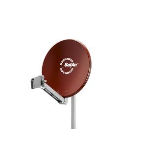 CAS 80ro Offset-Parabolant. 75 cm rotbr., CAS 80ro Offset-Parabolant. 75 cm rotbr.