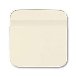 6815-212, Busch-Komfortschalter Bedienelement, weiß, SI/Reflex SI, Bedienelemente für Bewegungsmelder/Komfortschalter