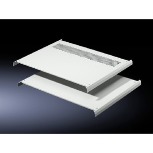 VM 3982.910, Deckblech für Ripac Vario-Modul ohne Lüftungslöcher, 84 TE, T: 310,4 mm