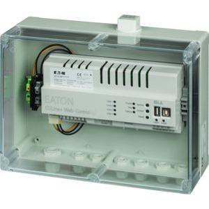CGLine+ Web-Controller Anschlussbox, Web-Controller im Wandaufbaugehäuse