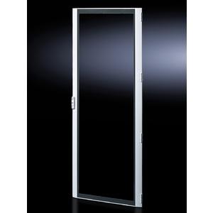 TS 8610.885, TS-Sichttür, für Schrank mit BH 800x1800 mm, statt Stahlblechtür oder Rückwand