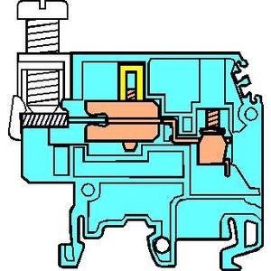 SMART SENSOR MONTA, Smart Sensor Montagekeil für IEC 280-355