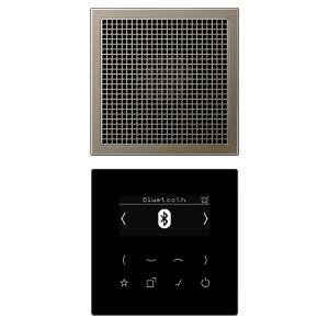 DAB ES1 BT, Smart Radio DAB+ Bluetooth, Display, Set Mono, 1 Lautsprecher