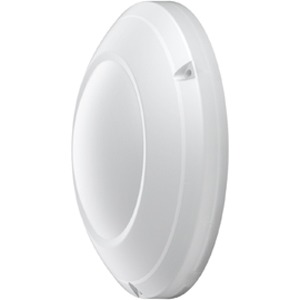 H350 CFL 2X26W, Wand- und Deckenleuchte H350 CFL 2x26W aus Polycarbonat, IP65, IK10, Schutzklasse II