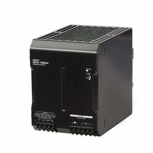 S8VK-T48024, Schaltnetzteil - PRO Linie, 480 W, 3x/2x 320/340…576 VAC Eingang, 24 VDC 20A Ausgang, Power Boost,  DIN-Schienenmontage