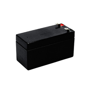 HP13, Notstrom-Akku 12 V 1,2 Ah für Alarmzentralen, VdS Bleiakku 12 Volt, FASTON 187