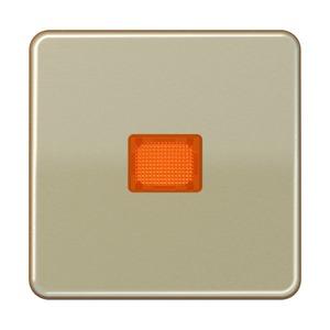 CD 590 KO GB, Wippe, Lichtaustrittsfenster, für Wipp-Kontrollschalter, Tast-Kontrollschalter und beleuchtbare Taster