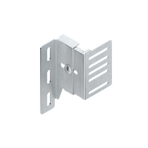 GBKV 55-75, Universal Wandkonsole, verstellbar, Wandabstand 55-75 mm, Stahl, bandverzinkt DIN EN 10346, inkl. Zubehör