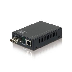 FVT-2002, 10/100BASE-TX to 100BASE-FX MMF ST Converter, 2km