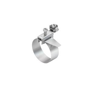 HEBS8-17, Erdungsbandschelle 8 - 17,5 mm Durchmesser