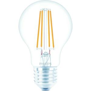 CLA LEDBulb ND 7-60W E27 WW A60 CL, Classic LEDbulb 7-60W E27 827 A60 klar FIL