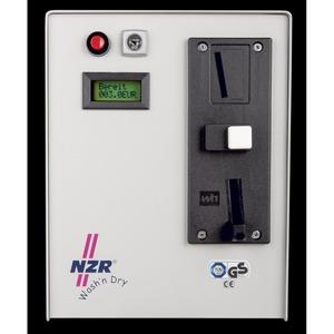 Zeitmünzzähler ZMZ 0215 Wash´n Dry - Einwurf 2,00 €
