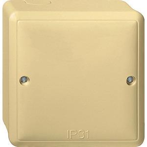 Abzweigdose (IP31) System 55 Cremeweiß