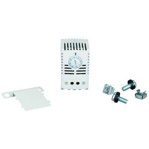 NWS-TH/ESB/SK/M, Thermostat, einstellbar, 1S, montiert