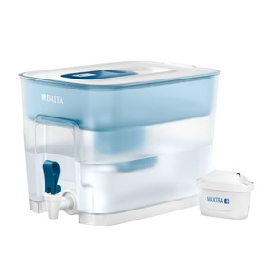 Flow, Wasserfilter Flow weiß-petrol