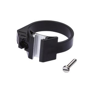 Zubehör Magnetisch, Schelle, 42x40x19mm, Spannweit e 32,6-35mm, Durchmesser 32mm, Kunststoff, für ...