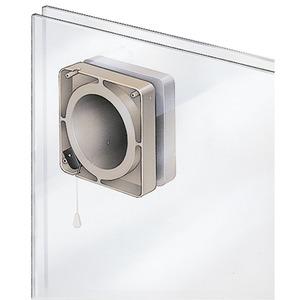 FES 150, Wand- und Fensterventilator Zubehör Fenstereinbausatz