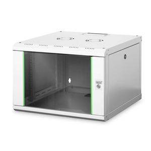 7HE Wandgehäuse 420x600x600 mm, Farbe Grau (RAL 7035)