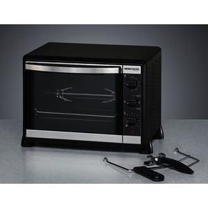 Back& Grill Ofen mit Umluft und motorischem Drehspieß