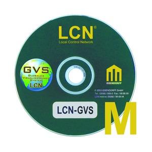 LCN - GVSM, Lizenzpaket für GVS: 10 Module