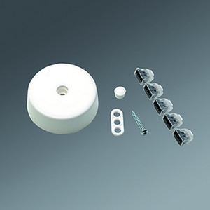 Baldachin -KR   ws, Einspeise-Kit aus ABS+Polymer, Baldachin -KR   ws