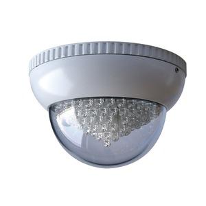 SANTEC LED-Infrarotscheinwerfer, 850 nm 180° Rundumstrahler bis 100 m²