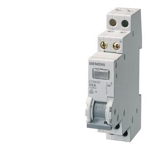 Kontrollschalter 20A 1S 1 Lampe 230V für lange Leitungen