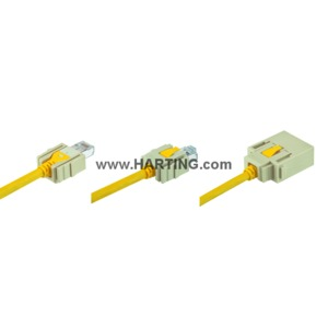 RJI cord 4x2AWG 26/7 overm. Cat5e, 20m