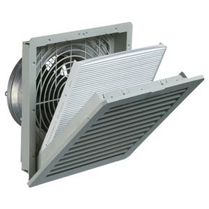 PF 43.000 230V AC IP54 RAL7035, 4. Gen.-Filterlüfter 256 m³/h PF 43.000 230V AC IP54 RAL7035