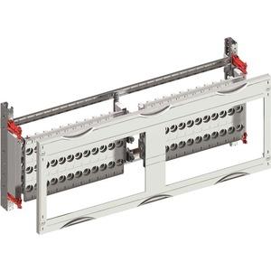 MR102B, Sammelschienen-Modul 2RE / BH000, 1FB, 60mm horizontal CombiLine-Modul, montiert