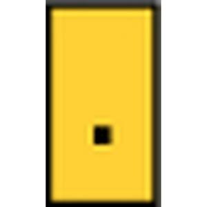 WIC2-.-PA66-YE (1000), WIC Kennzeichnungsclip WIC2 . Gelb PAK = 200 ST