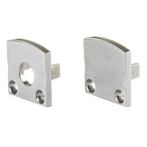 Endkappe 2er Set (Alu U-Profil 1), Endkappe 2er Set (Alu U-Profil 1)