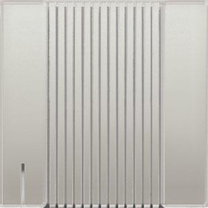 ES 2967 S, Signalgeber, AC 8 bis 12 V ~, Tragring, Piezo, 2 Klangfarben