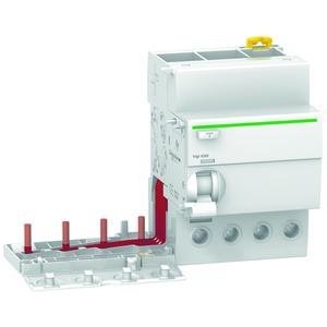 FI-Block Vigi iC60L, 4P, 63A, 300mA, Typ A selektiv, SI