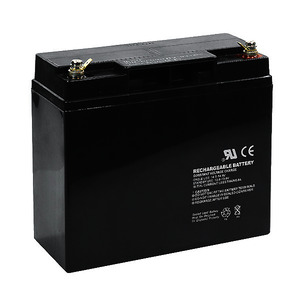 HP180, Notstrom-Akku 12 V 18 Ah, für Alarmzentralen VdS 12 Volt Bleiakku