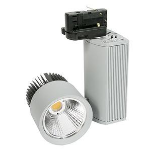 Lithos COB LED titan-matt 30W 3000K 24°, Lithos COB LED titan-matt 30W 3000K 24°