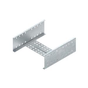 RVV 110, Stoßstellenverbinder, 111x300 mm, Stahl, bandverzinkt DIN EN 10346, inkl. Zubehör