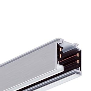 HLTS400WEn, 3-PH-Stromschiene weiss 1000mm für Aufbau