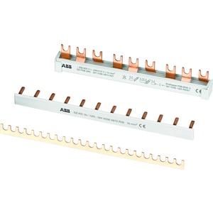 SZ-PSB4N, Phasenschienenblock 3-phassig, 10mm², Pinanzahl 60