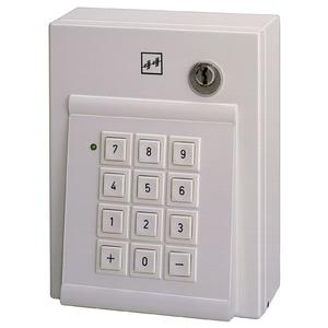 Kompakt Türcodegerät mit integrierter Tastatur, 42130-10-----00