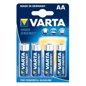 4906, Batterie AA Longlife POWER 4er Blister