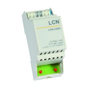 LCN - C2GH, Grundlastmodul für die Hutschiene
