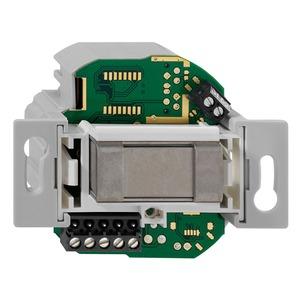 proLock IP Up rw, proLock IP Kontaktstelle und Auswerteeinheit, komplett für Wandeinbau, passend für handelsübliche TAE-Zentralstücke, Netzwerkanschluss über Schraubkle