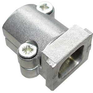 Cable clamp metal hood 9-37P dia.7-10mm
