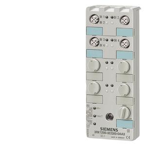 3RK1200-0CQ00-0AA3, AS-I Kompaktmodul K60, Digital, 4E, IP67, 4x1 Eing., max. 200mA
